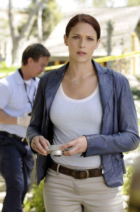 Macht sich Sorgen um Patrick, der in großer Gefahr schwebt: Grace (Amanda Righetti) ... - Bildquelle: Warner Bros. Television