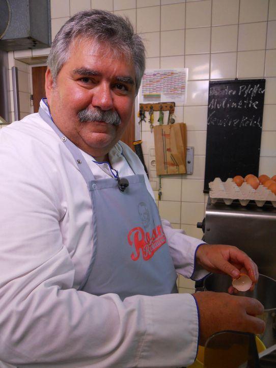 Ist der Koch Heiko (Bild) offen für die Vorschläge des Sternekochs Frank Rosin? - Bildquelle: kabel eins