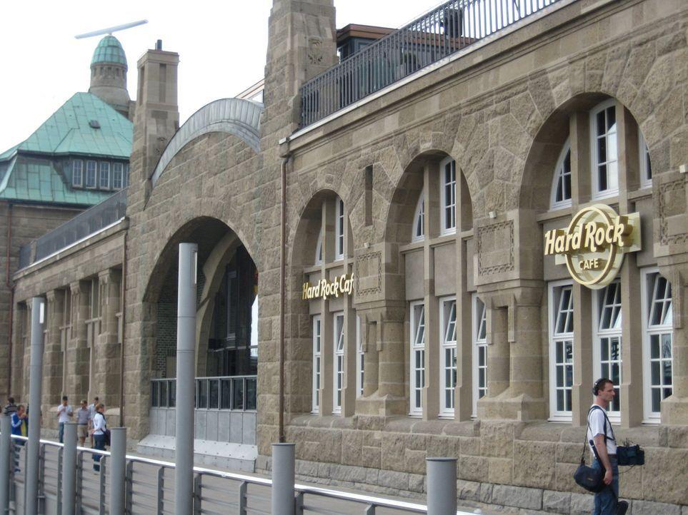 Hamburg bekommt sein eigenes Hard Rock Café. Doch die Hard Rocker haben sich keine einfache Location ausgesucht: Ausgerechnet in den denkmalgeschü... - Bildquelle: kabel eins