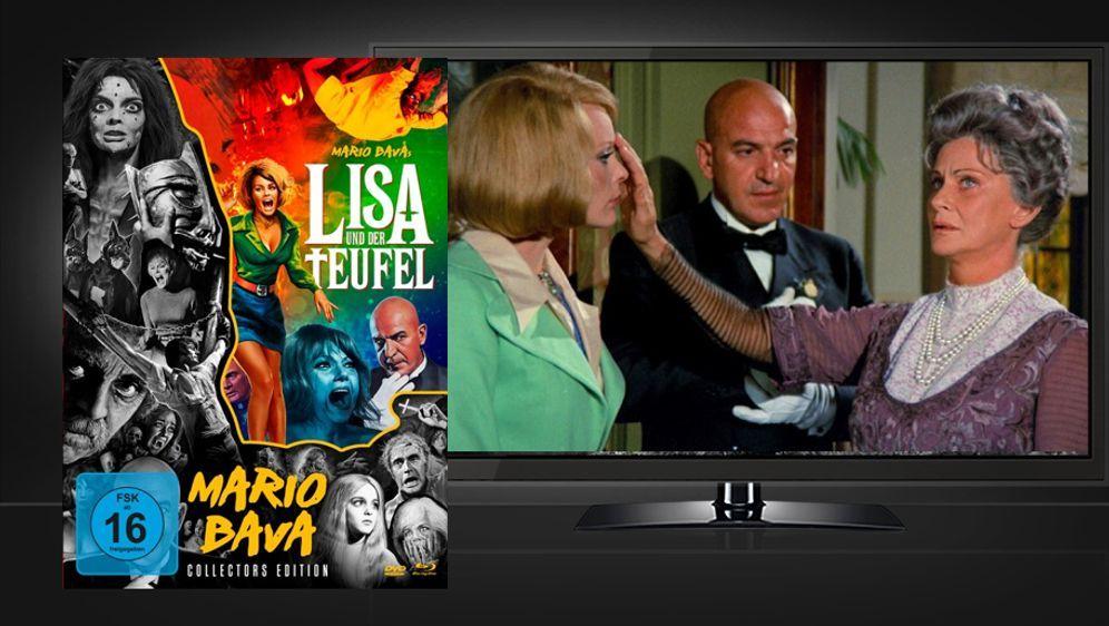 Lisa und der Teufel (Blu-ray+DVD Mediabook)
