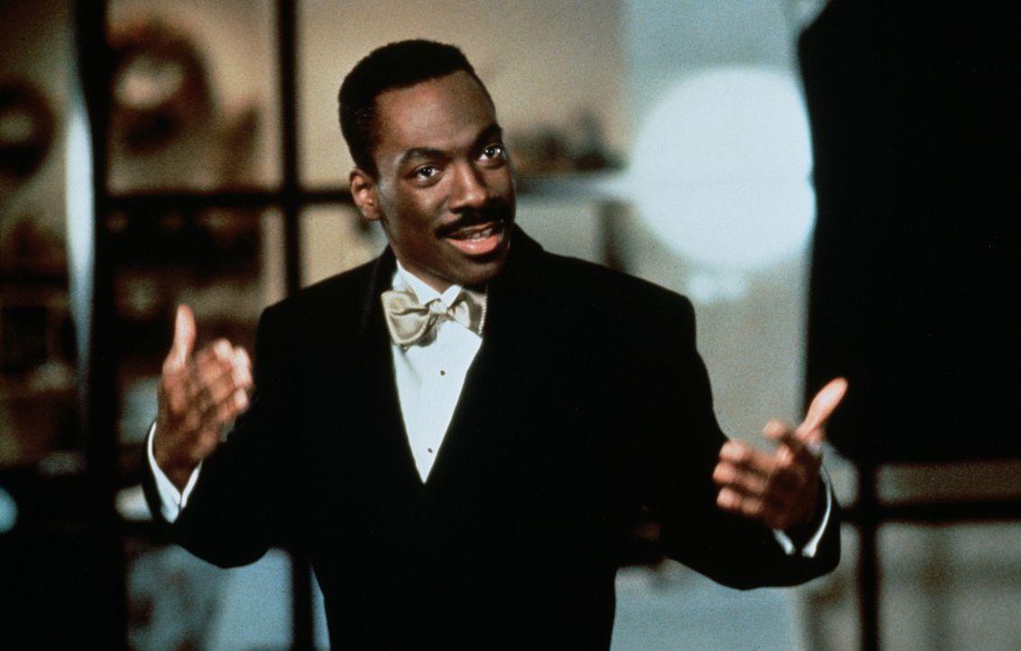 Der angeberische Werbeexperte Marcus Graham (Eddie Murphy) leidet nicht gerade unter Minderwertigkeitskomplexen, doch dann trifft er auf eine Frau,... - Bildquelle: Paramount Pictures