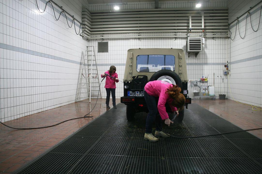 LeJog Rallye - Team Pink Petrol