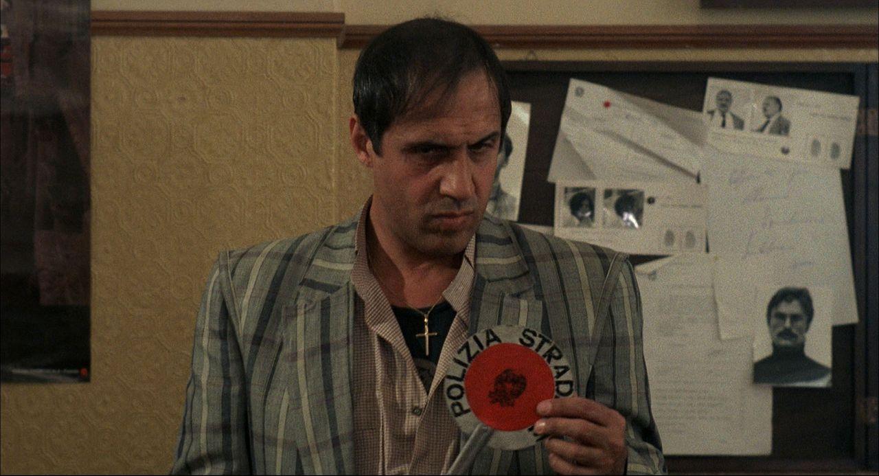 Boghi (Adriano Celentano) - Bildquelle: 1983 Cecchi Gori Group. All Rights Reserved.