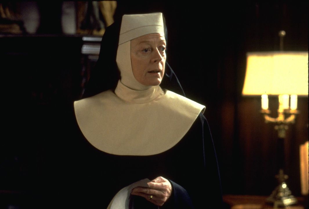 Mutter Oberin (Maggie Smith) - Bildquelle: Suzanne Hanover Touchstone Pictures & © Buena Vista Pictures. All Rights Reserved. / Suzanne Hanover