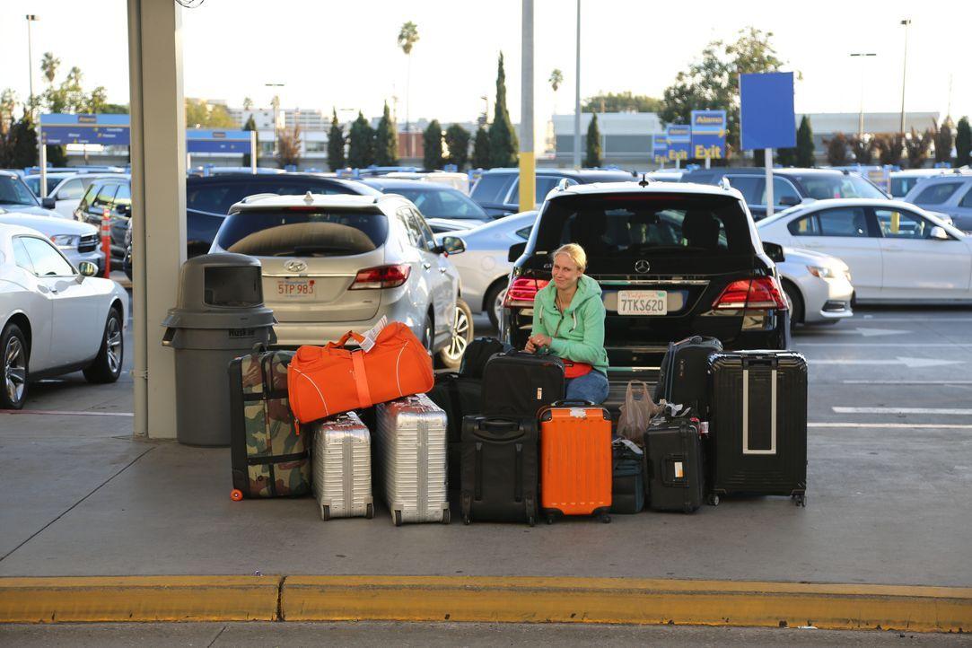 Ihre Reise durch Florida hält für Becky (Bild) und Carmen einiges bereit, aber auch auf dem Hof wartet eine Überraschung auf die beiden ... - Bildquelle: Kabel Eins