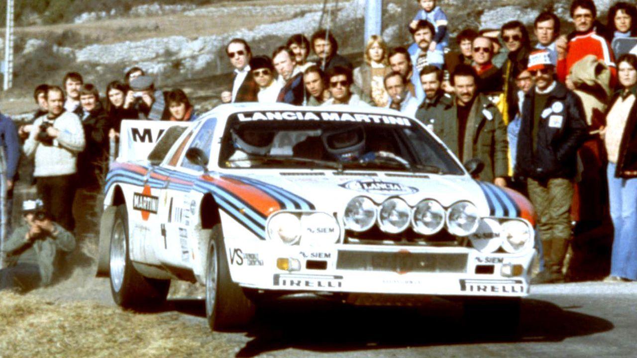 Lancia Rally 037 - Bildquelle: Lancia