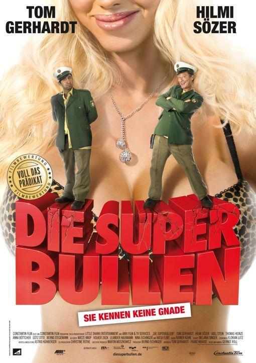 Die Superbullen - Plakatmotiv - Bildquelle: 2010 Constantin Film Verleih GmbH