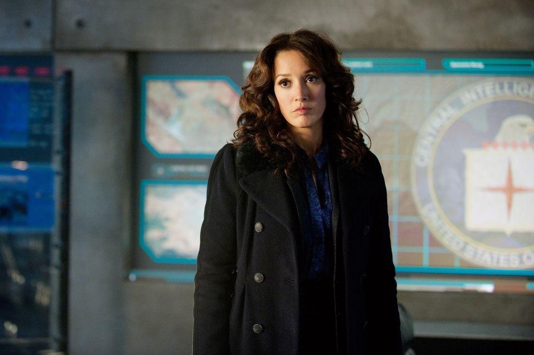 Was führt die Agentin Sophia Turner (Jennifer Beals) im Schilde? - Bildquelle: 2012 American Broadcasting Companies, Inc. All rights reserved.