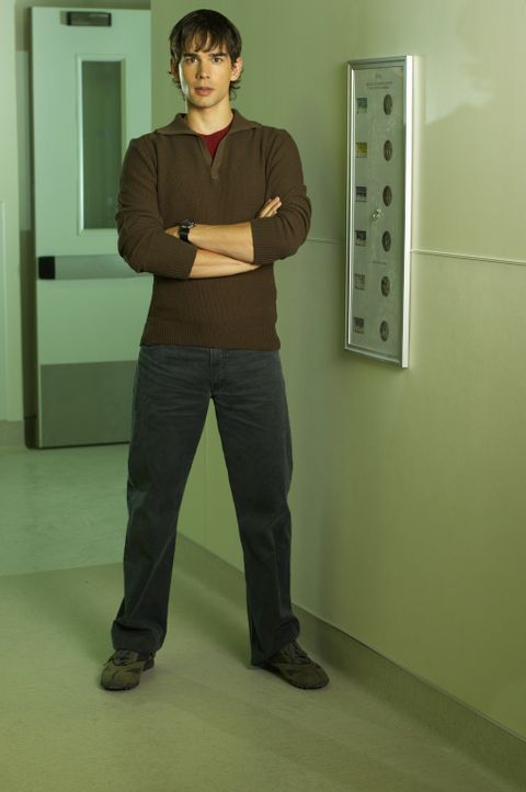 (1. Staffel) - Ein wichtiger Bestandteil der Gesundheitsbehörde: Miles McCabe (Christopher Gorham) ... - Bildquelle: CBS Television