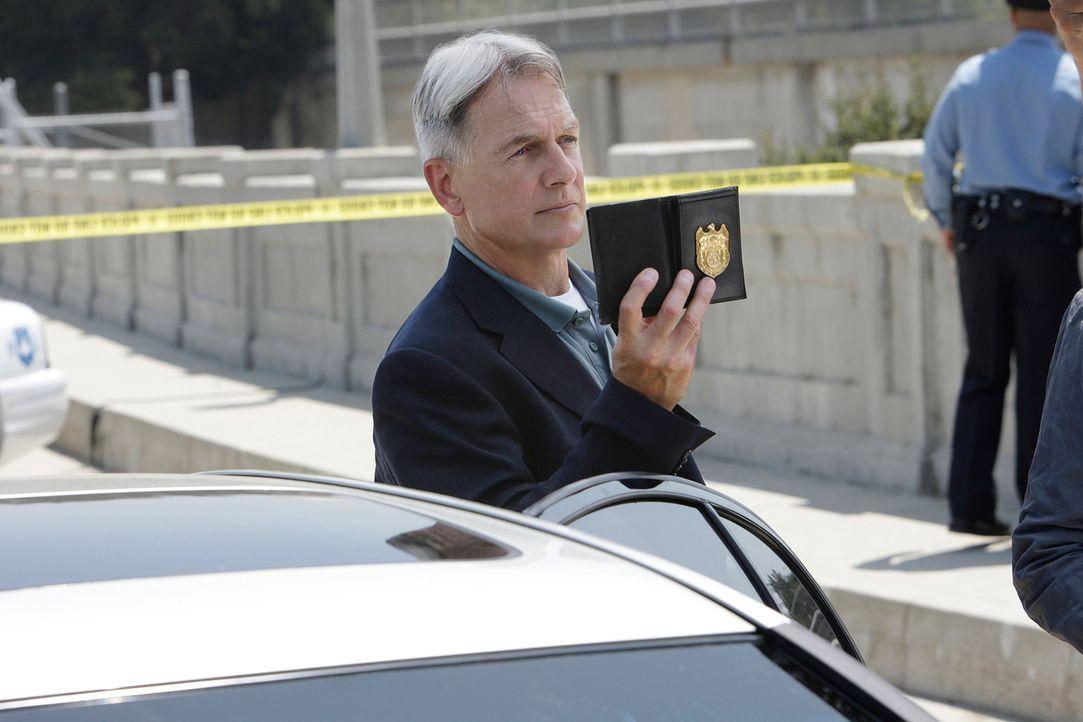 Als ein Blogger, der den NCIS wegen einer Vertuschung angeklagt hat, tot aufgefunden wird, müssen Gibbs (Mark Harmon) und sein Team herausfinden, we... - Bildquelle: CBS Television