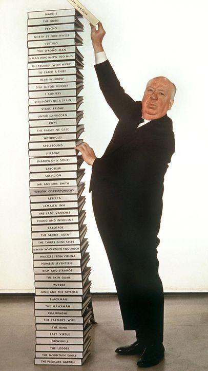 Alfred Hitchcock - Bildquelle: dpa
