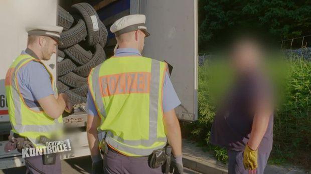 Achtung Kontrolle - Achtung Kontrolle! - Thema U. A.: Sprachbarriere Bei Der Lkw Kontrolle - Polizei Landau