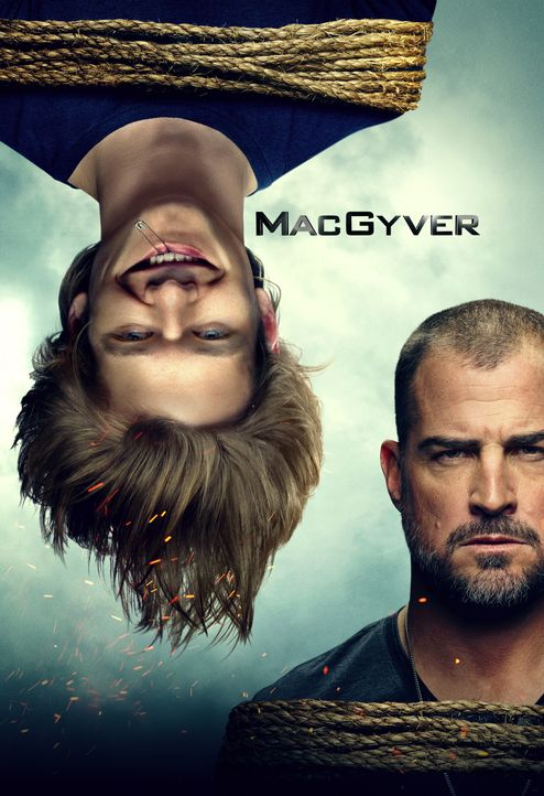 (3. Staffel) - MacGyver - Artwork - Bildquelle: 2018 CBS Broadcasting, Inc. All Rights Reserved.
