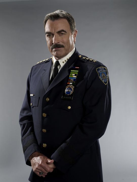 (1. Staffel) - Schon sein Vater Henry hatte den Job als New Yorker Polizei Chef ehe er in Ruhestand ging. Für Frank (Tom Selleck) ist es eine Ehre,... - Bildquelle: 2010 CBS Broadcasting Inc. All Rights Reserved