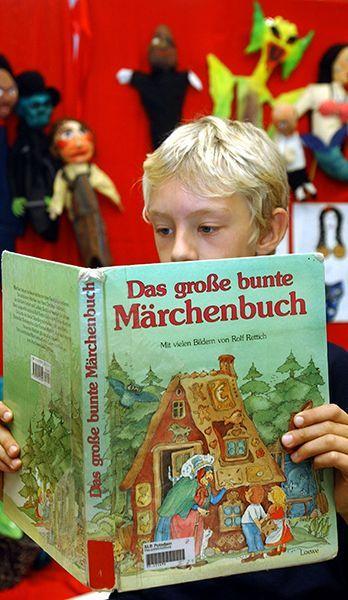 Das Märchen - Bildquelle: dpa