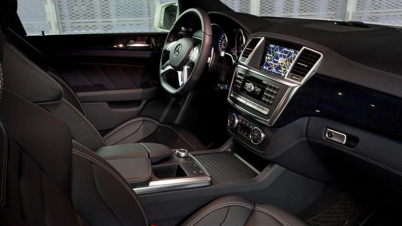 Geländewagen made in Germany - Bildquelle: Mercedes