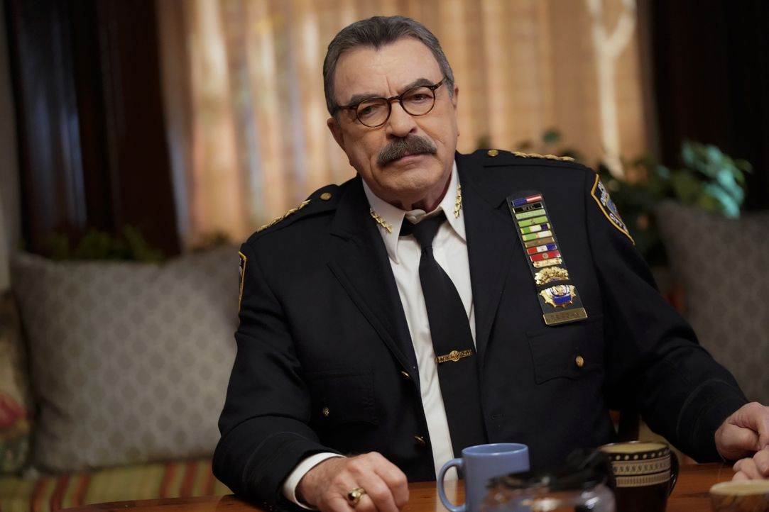 Frank Reagan (Tom Selleck) - Bildquelle: John Paul Filo 2020 CBS Broadcasting Inc. All Rights Reserved. / John Paul Filo