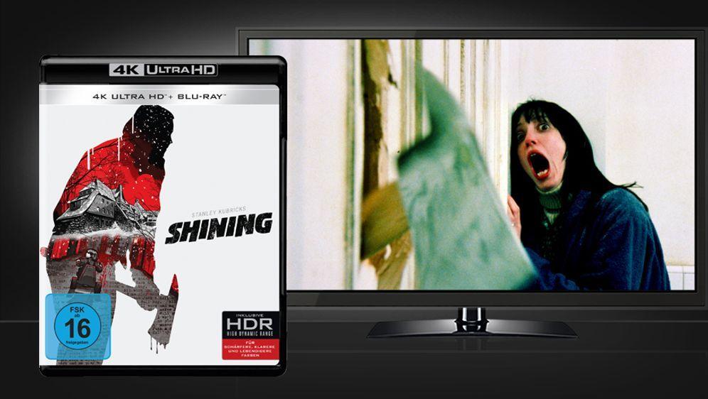 Shining (UHD+Blu-ray Disc) - Bildquelle: Warner Home Video