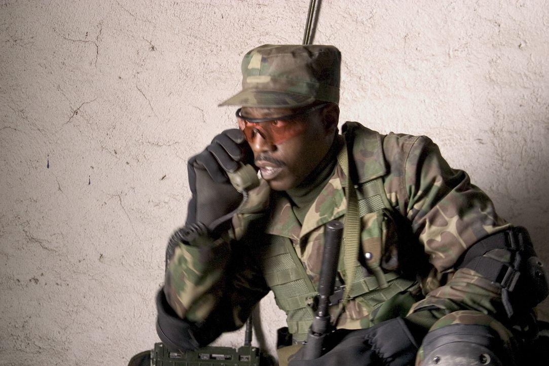 Ist Painter (Wesley Snipes) gut genug, um die Geiseln aus den Händen tschetschenischer Rebellen befreien zu können? - Bildquelle: Sony 2007 CPT Holdings, Inc.  All Rights Reserved.