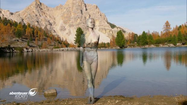 Abenteuer Leben - Abenteuer Leben - Camouflage-bodypainting - Die Perfekte Illusion