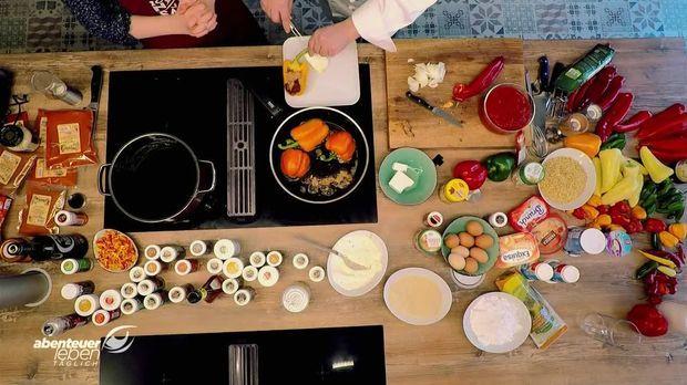 Abenteuer Leben - Abenteuer Leben - Donnerstag: Achim Zeigt Uns Seine Küchentricks Rund Um Die Paprika