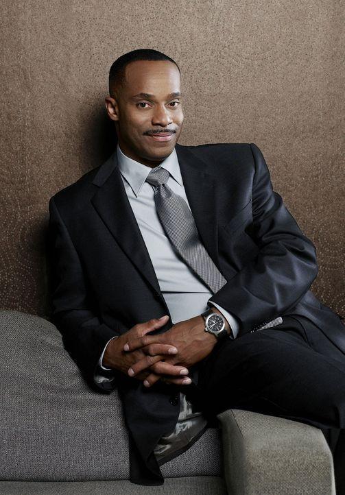 (6. Staffel) - Mit dem neuen NCIS-Direktor weht ein neuer Wind beim NCIS: Leon Vance (Rocky Carroll) ... - Bildquelle: CBS Television