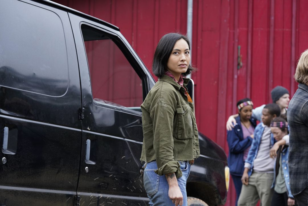 Desi (Levy Tran) - Bildquelle: Jace Downs 2019 CBS Broadcasting, Inc. All Rights Reserved / Jace Downs