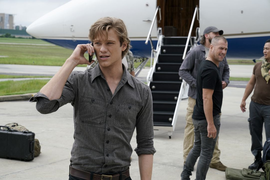MacGyver (Lucas Till) - Bildquelle: Jace Downs 2018 CBS Broadcasting, Inc. All Rights Reserved. / Jace Downs