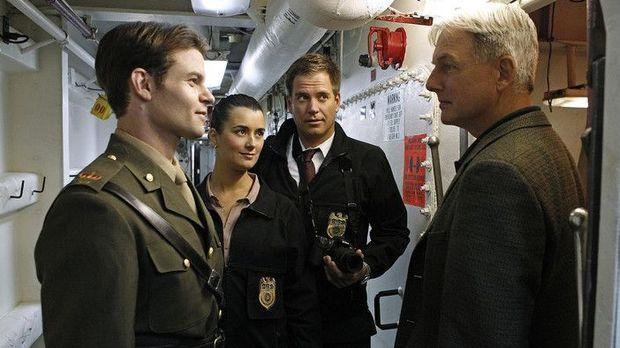 Navy Cis - Navy Cis - Staffel 8 Episode 4: Schmutzige Millionen
