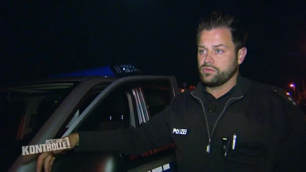 Achtung Kontrolle - Achtung Kontrolle! - Thema U. A.: Randalierender Vater Auf Einer Party - Polizei Celle