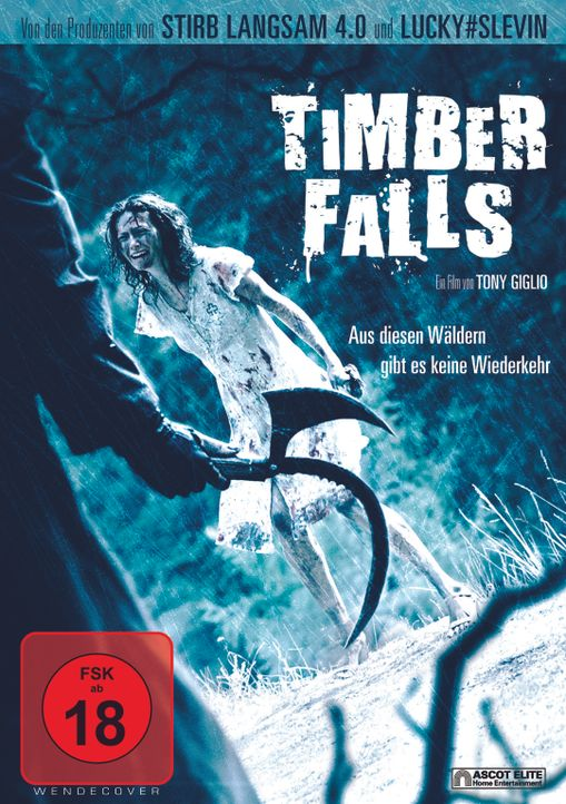 TIMBER FALLS - Plakatmotiv