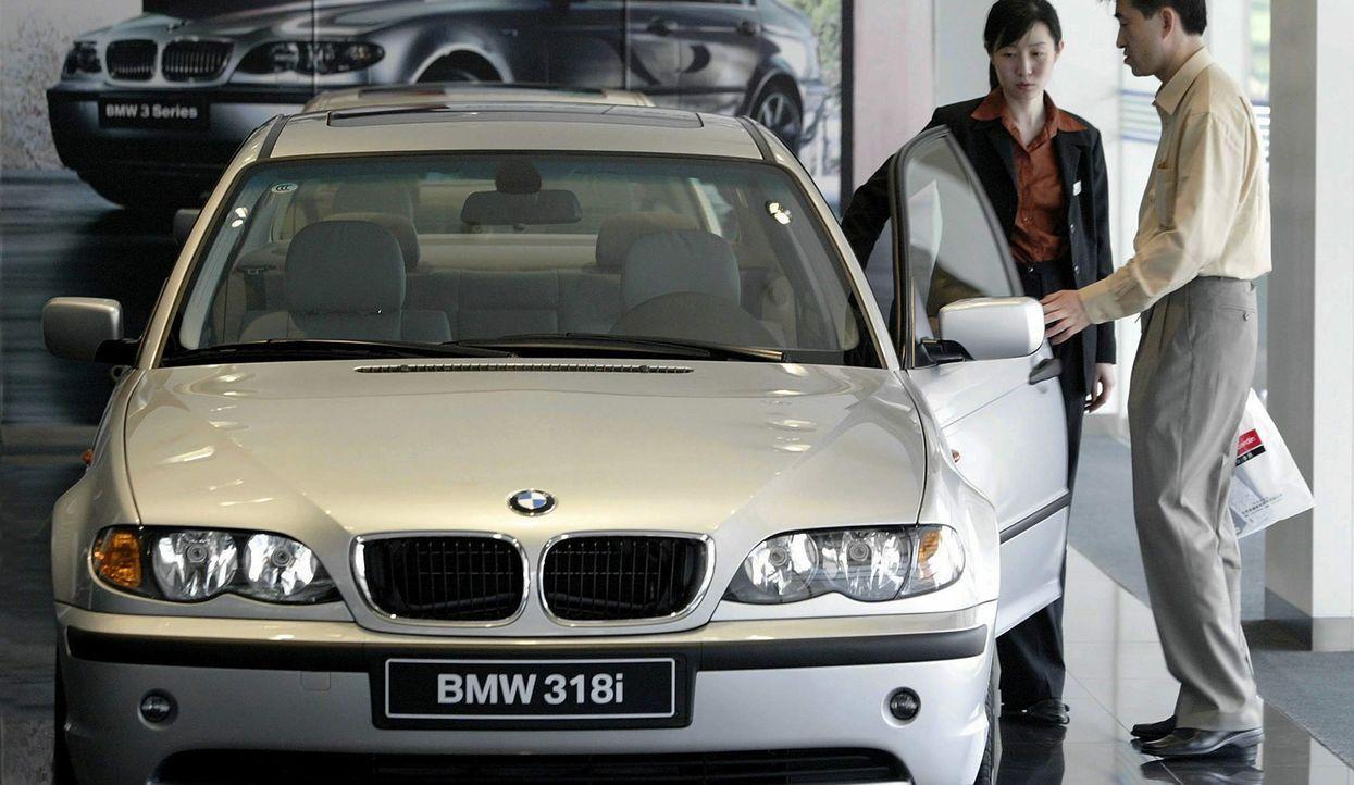 BMW 318i - Bildquelle: usage Germany only, Verwendung nur in Deutschland