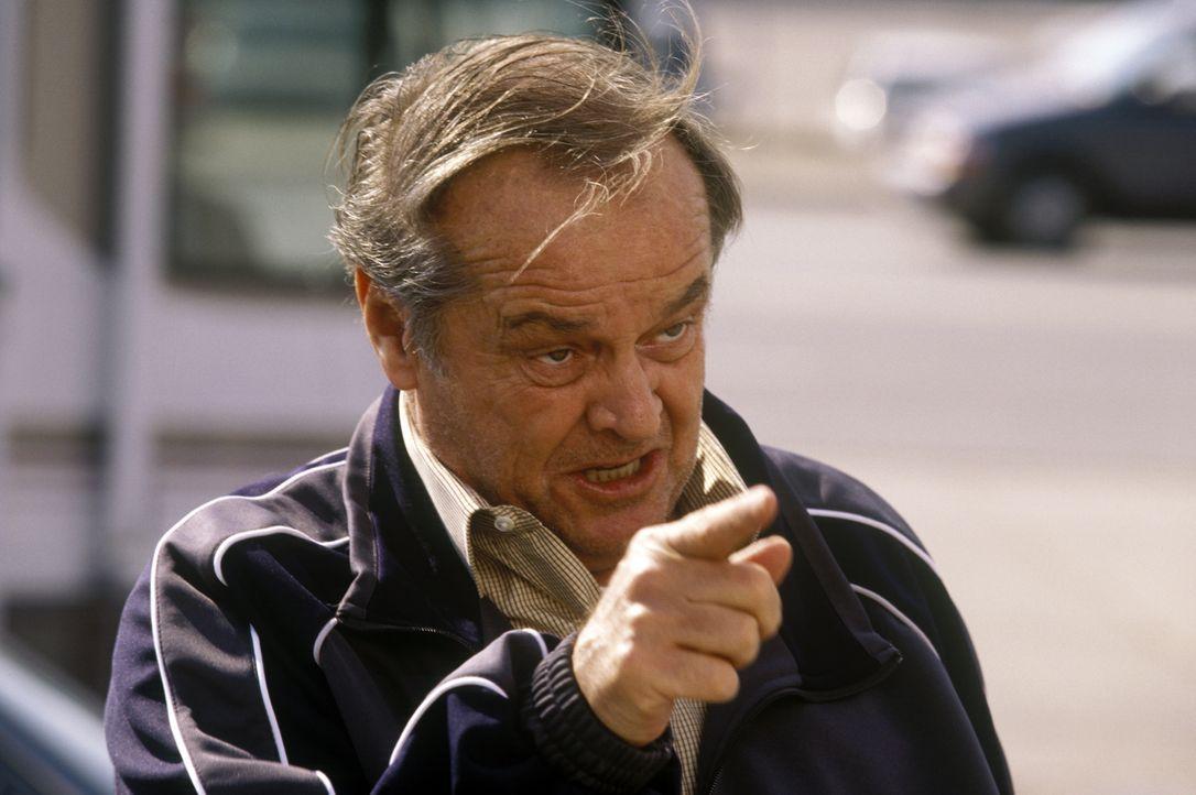 Als Rentner möchte sich Schmidt (Jack Nicholson) nützlich machen und beschließt, einem Patenkind in Afrika monatlich Geld zu überweisen. Die Briefe... - Bildquelle: New Line Cinema