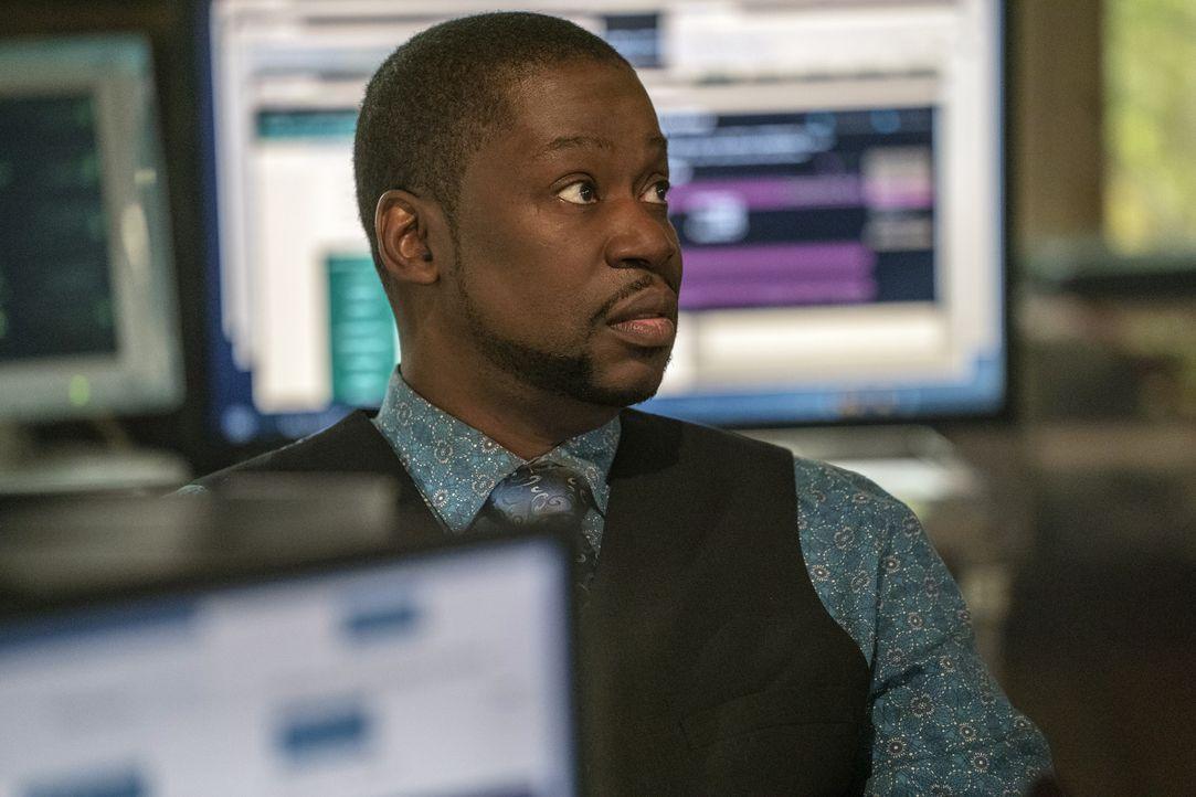 Patton Plame (Daryl Chill Mitchell) - Bildquelle: Skip Bolen 2019 CBS Broadcasting, Inc. All Rights Reserved / Skip Bolen