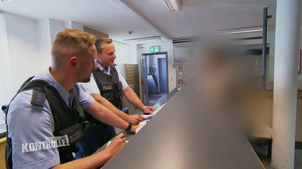Achtung Kontrolle - Achtung Kontrolle! - Thema U.a: Illegale Einwanderung? - Bupo Frankfurt