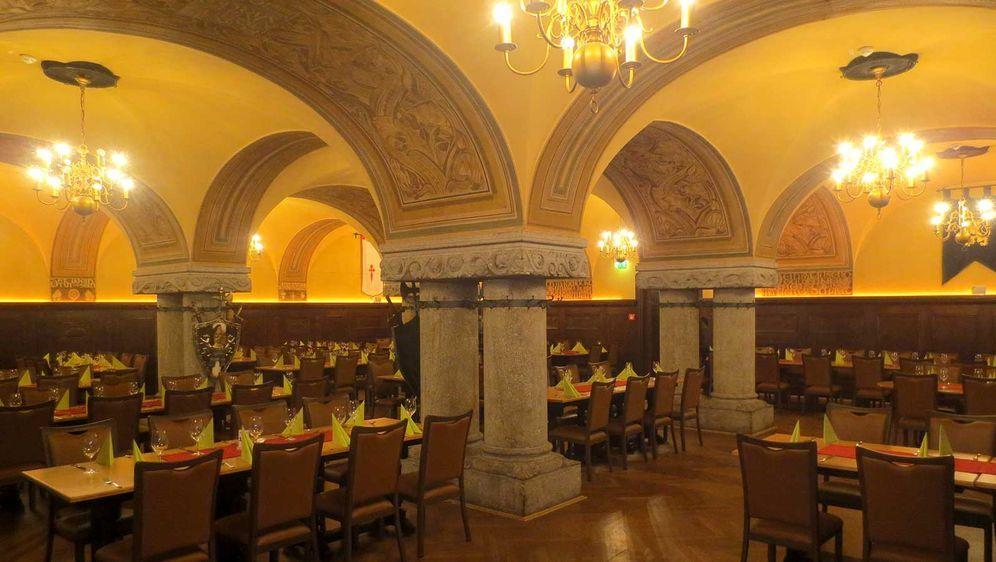 Ratskeller Leipzig Mein Lokal Dein Lokal Restaurant