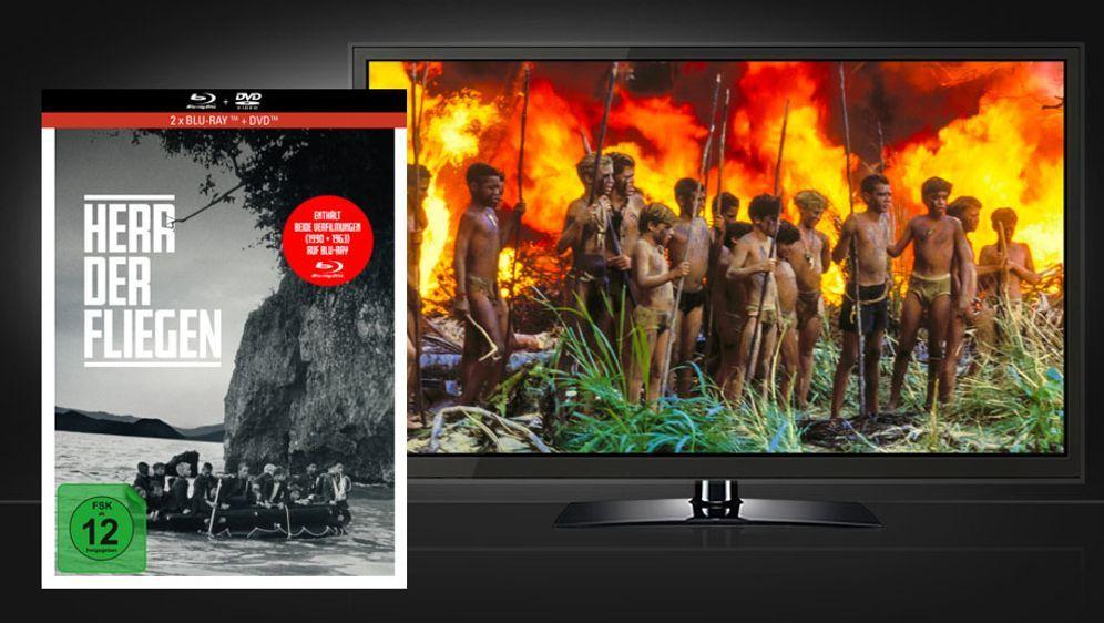 Der Herr der Fliegen (Mediabook Blu-ray + DVD) - Bildquelle: Capelight Pictures