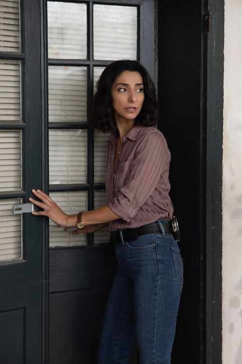 Special Agent Hannah Khoury (Necar Zadegan) - Bildquelle: Sam Lothridge 2019 CBS Broadcasting, Inc. All Rights Reserved. / Sam Lothridge