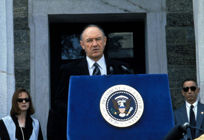 President Richmond (Gene Hackman) - Bildquelle: Warner Brothers International