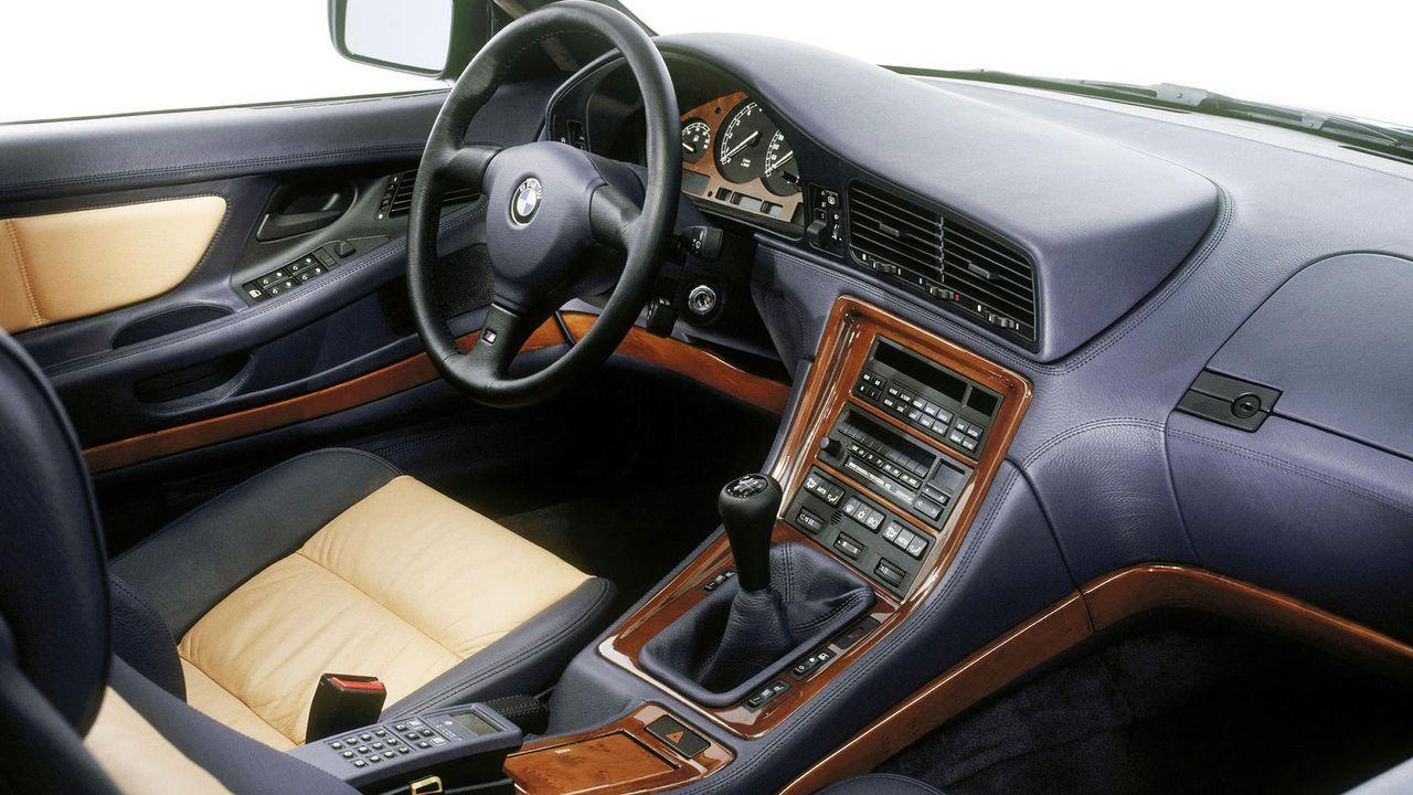 BMW 8er - Bildquelle: dpa