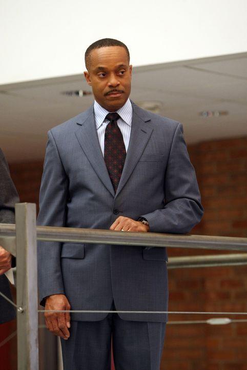 Sein Team ermittelt in einem neuen Fall: Leon Vance (Rocky Carroll) ... - Bildquelle: 2012 CBS Broadcasting Inc. All Rights Reserved.