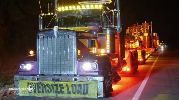 Abenteuer Leben - Abenteuer Leben - Sonntag: Die Härtesten Trucker Der Usa