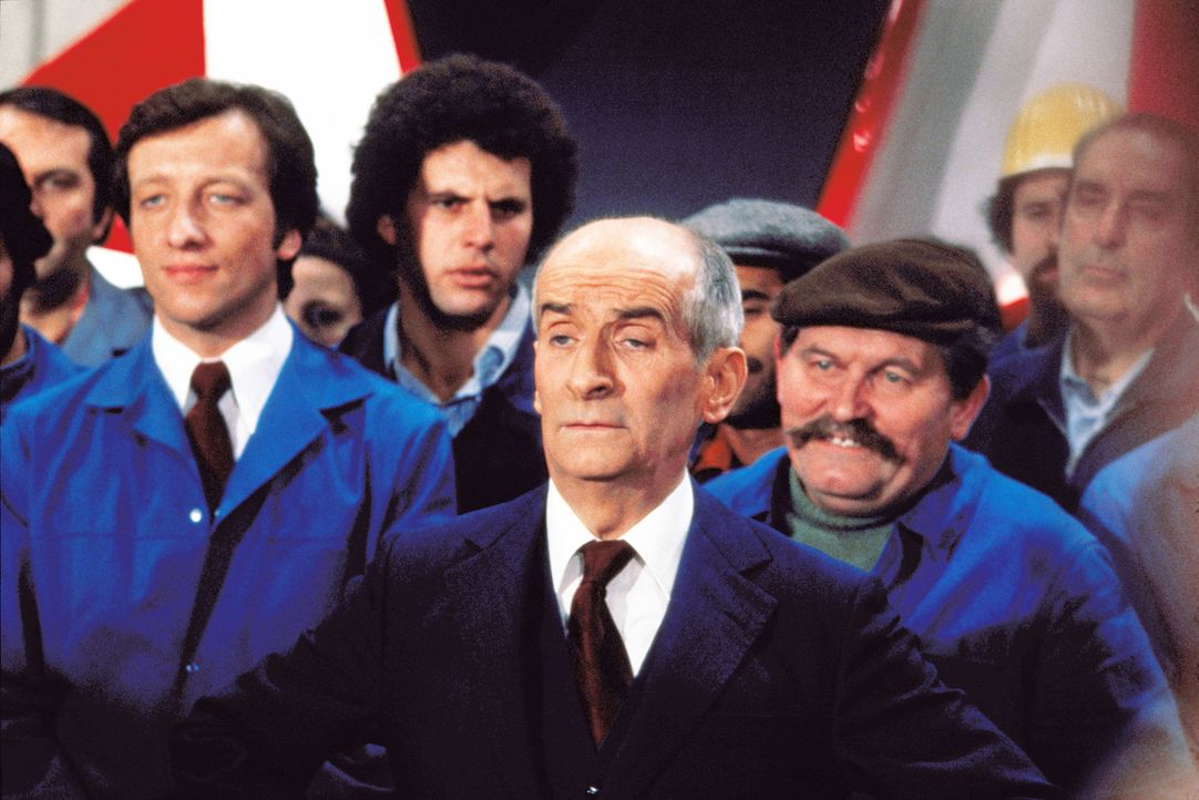 Guillaume Daubray-Lacaze (Louis de Funès, M.) - Bildquelle: 1978 STUDIOCANAL. ALL RIGHTS RESERVED.
