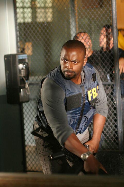 Hat eine harten Job: David (Alimi Ballard)  ... - Bildquelle: Paramount Network Television