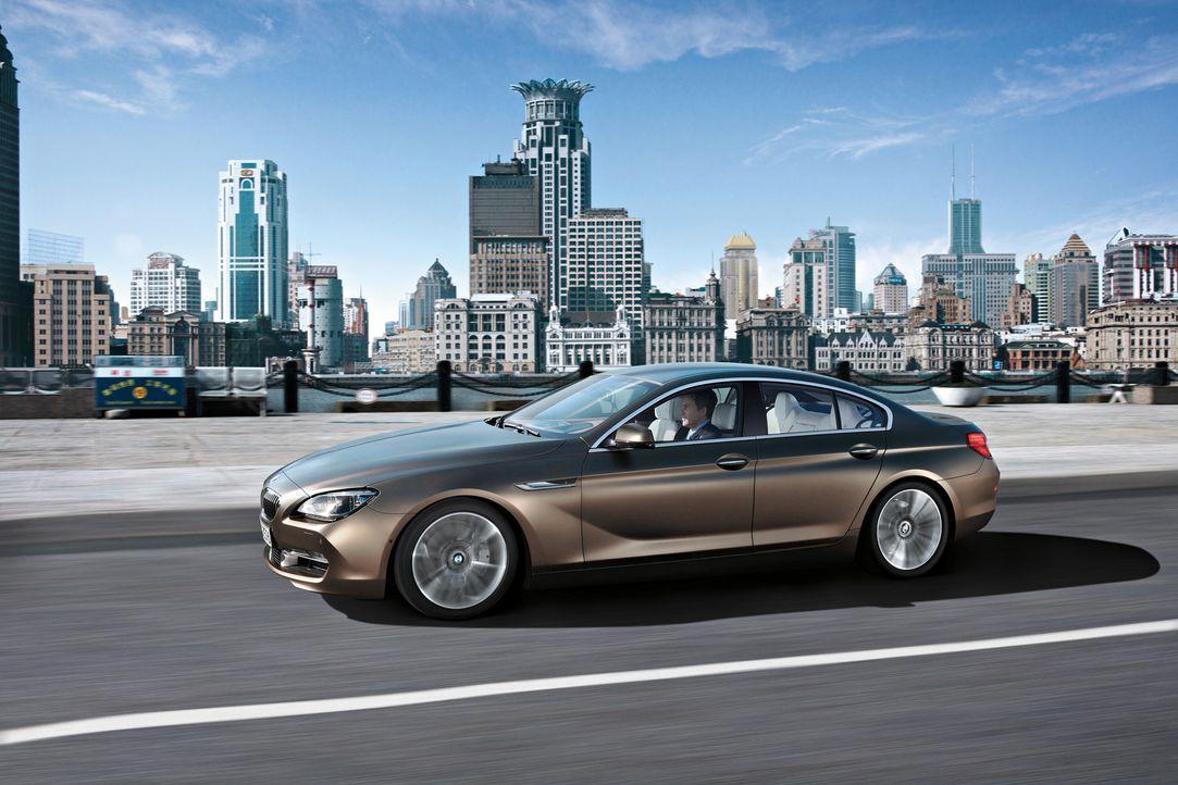 Fahrbericht BMW 6er Gran Coupé - Bildquelle: kabel eins