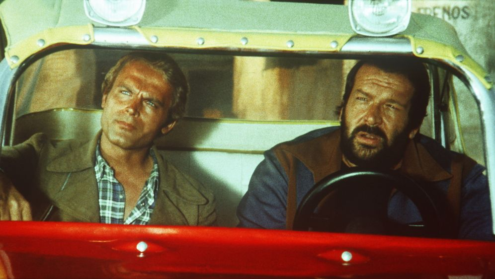 Zwei wie Pech und Schwefel - Bildquelle: Columbia Pictures