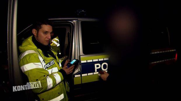 Achtung Kontrolle - Achtung Kontrolle! - Thema U.a.: Sicherheit Auf Der Autobahn - Polizei Sittensen