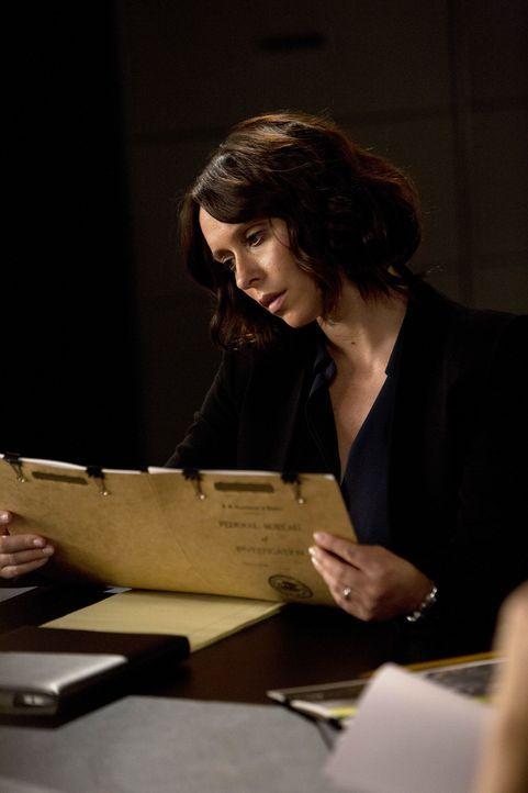 Steht dem Team bei den Ermittlungen in einem neuen Fall zur Seite: Agentin Kate Callahan (Jennifer Love Hewitt) ... - Bildquelle: Monty Brinton 2014 American Broadcasting Companies, Inc. All rights reserved. / Monty Brinton