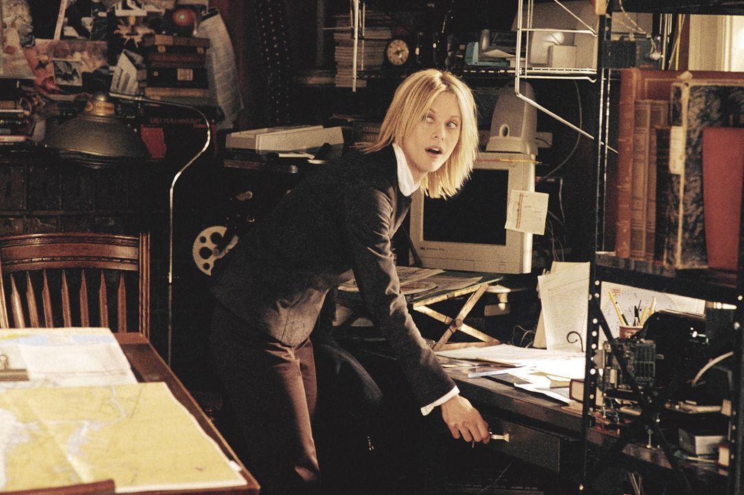 Die erfolgreiche New Yorker Marketingexpertin Kate McKay (Meg Ryan) kann und will die hanebüchne Geschichte über Stuarts neuen Mieter nicht glaube... - Bildquelle: 20th Century Fox of Germany