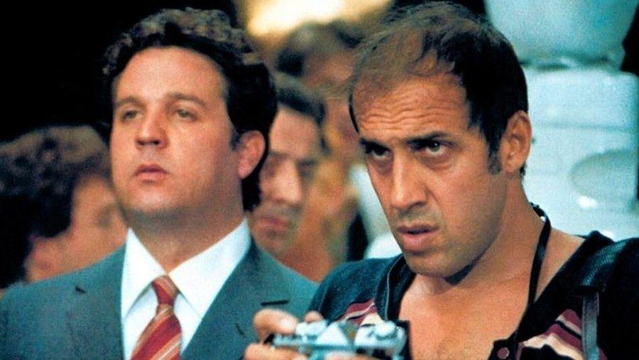 Palmambrogio Guanziroli (Renato Pozzetto, l.); Antonmatteo Colombo detto Click (Adriano Celentano, r.) - Bildquelle: Koch Films GmbH